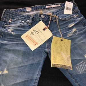 AG Adriano goldschmied Jeans NWT